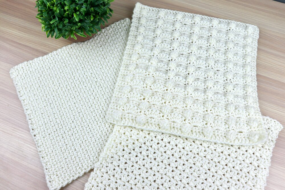 Free Blanket Falling for Textures CAL – Week 4
