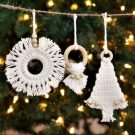 Free BoHoHo Ornament Crochet Pattern