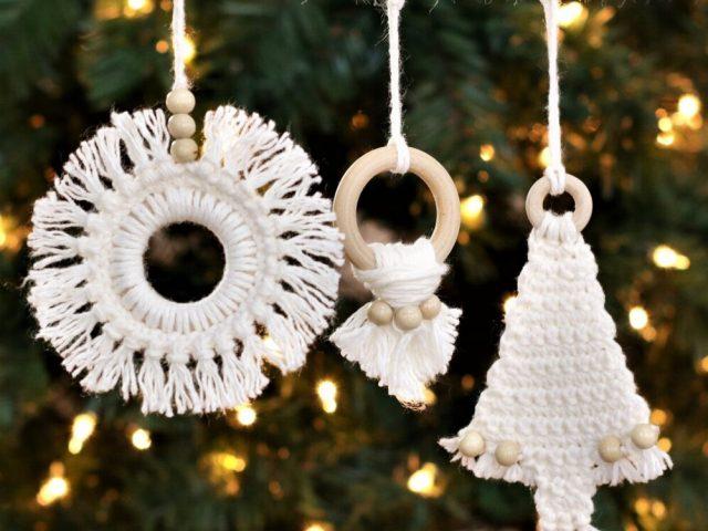 Free BoHoHo Ornament Crochet Pattern